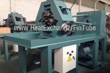 fining tubes machine 11 fin per inch extruded type,aluminum fins